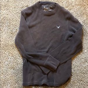 American Eagle l/s sleep shirt